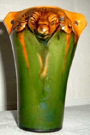 Keramik stempel 3 fisk